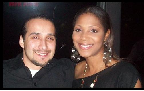 picture of Trina Braxton husband