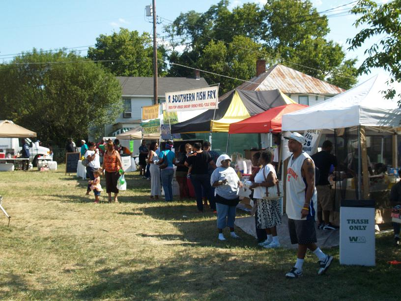 jefferson county, wv african american cultural festival picture ranson , charles town pictures